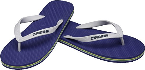 Cressi Beach Flip Flops Chanclas Playa Unisex Adultos