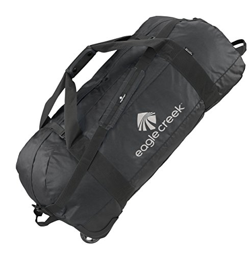 Eagle Creek No Matter What Rolling Duffel Xl Maleta, 91 cm, 128 Litros, Negro