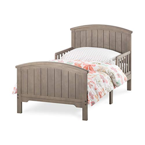 Forever Eclectic Hampton Arch Top Toddler Bed, Dusty Heather