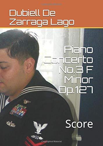 Piano Concerto No.3 F Minor Op.127: Score