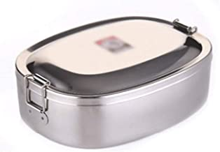 WCHCJ Thermal Lunch Box - Vacuum Insulated Lunch Box Food Container Stainless Steel Thermal Insulated Lunch Bento Box Food...