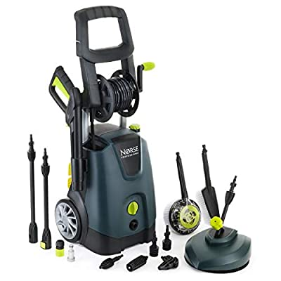 Norse SK135 Electric Pressure Washer 3000 PSI / 205 Bar from Norse