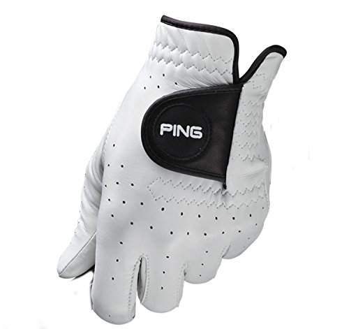 PING New Tour Solite Premium Cabretta Leather Golf Glove Cadet Medium (M)
