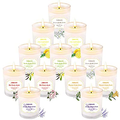 Tobeape Scented Candles Gift