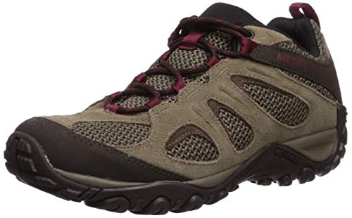 Merrell womens Yokota 2 Hiking Shoe, Brindle, 8 US