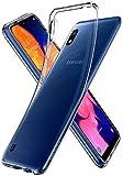 Spigen, Liquid Crystal, Compatible with Galaxy A10, Crystal