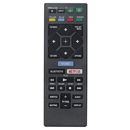 RMT-VB200U RMT-VB200D Ersatz Fernbedienung - VINABTY RMT-VB200U ErsatzFernbedienung passend für Sony Blu-ray Disc Player BDP-S6700 BDP-BX670 BDPS6700 BDPBX670 RMT-VB200D Fernbedienung