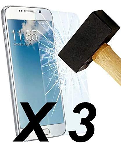 Set di 3 pellicole in vetro temperato compatibile con Nokia 950, protezione schermo in vetro, durezza 9H, massima protezione contro cadute, graffi, per Nokia 950