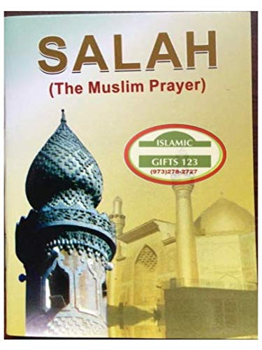 Islamic Salat Book Muslim Prayers Pocket Size(Paperback)-Pack of 2-6-12 English & Arabic How to Pray-Holy Quran Ramadan Gift,Arabic Alphabet Islamic Gifts 123-FAST US delivery (12) (Best Non Profit Organizations In India)
