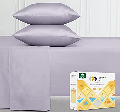 400 thread count 100% pure cotton sheets
