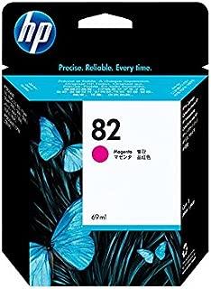 HP C4912A 82 69-ml Magenta DesignJet Ink Cartridge