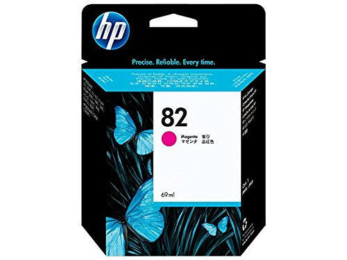 HP  C4912A No 82 Magenta Original Tintenpatrone, 69 ml