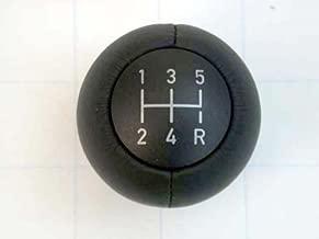 Genuine Saab Shift Knob - (Leather) 5333349