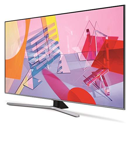 Samsung GQ65Q67TGUXZG - Televisor QLED de 65 pulgadas (163 cm, 4 K, UHD, Smart TV, HDR, eficiencia energética: A+)