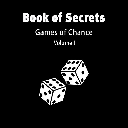 The Book of Secrets: Games of Chance audiobook cover art