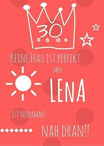 Süßes Bild zum 30/40 / 50 Geburtstag für Freundin - Motiv: Krone. Jahrgang 1977 | 1967 | 1957 - Personalisierte Geschenkidee für Frauen
