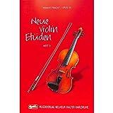 Robert Pracht: Neue Violin-Etüden op.15 Band 3 - 59 Etüden in fortschreitendem Schwierigkeitsgrad (Noten)
