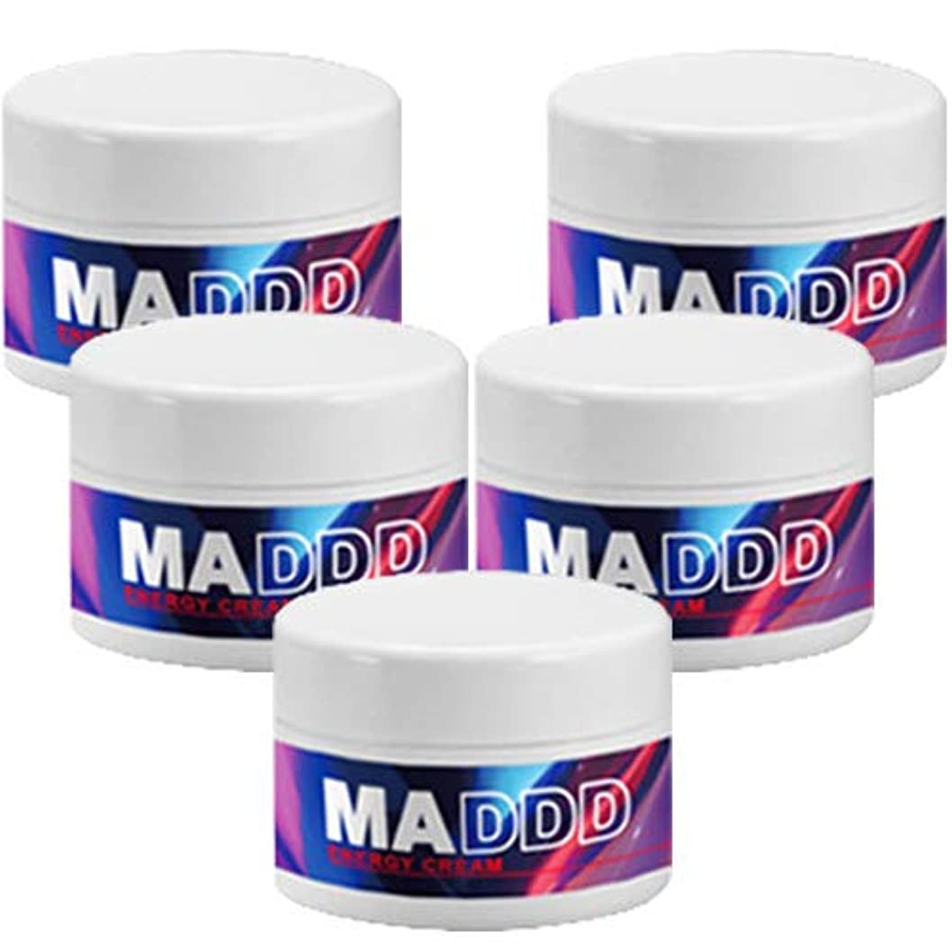 確かな降下ヨーロッパMADDD 自身 増大 クリーム サプリメント 男性用 (5)
