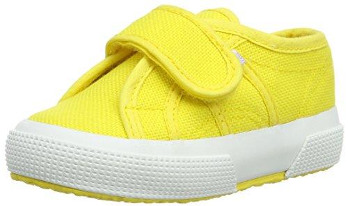 Superga Unisex 2750 Bvel niskie tenisówki, Żółty słonecznik - 37.5 EU