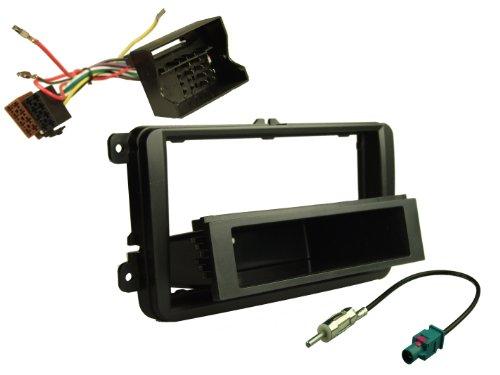 Celsus FKVW1 Façade d'autoradio avec câbles pour Golf MK 5