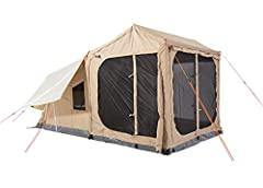 Zips make for easy installation Add Living Room to front awning of the RX to create a full second room Certified fire rating to CPAI-84 Sleeps 5 - 10