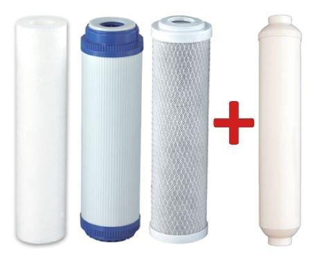 RC Pack-3-F+P 3 Osmosis + Post-Filtro