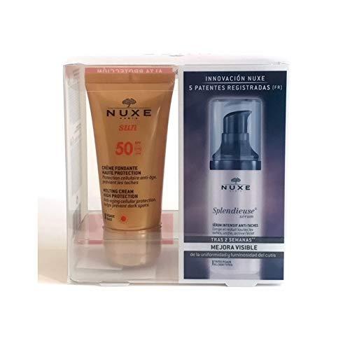 Pack Nuxe Splendieuse Serum Vitamin C 30ml + Creme flußmittelanteil SPF 50, 50ml