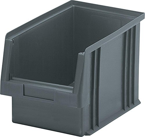 Format 4332163244066–Sichtlagerkasten PLK 2A rot 330/297x 213x 200mm