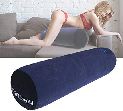 Juguete inflable mágico de la almohada de la posición de la almohada de la cuña inflable