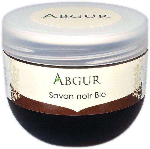 Abgur Savon noir bio 200 g
