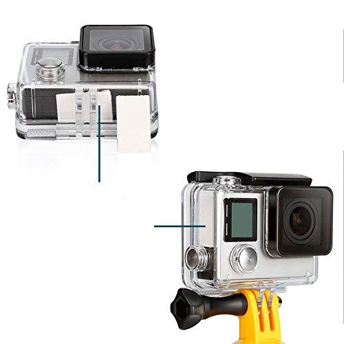 『水中撮影の曇り止めシート 24枚入り 再使用可能な水分吸収ストリップ - GoPro 用 SJ4000 SJ5000 ソニーアクションカメラ』の3枚目の画像