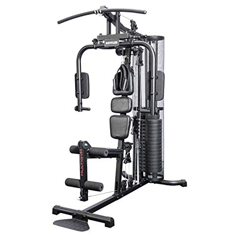 Kettler Multigym Fitness-Center, 07752-800, kompakte Kraftstation