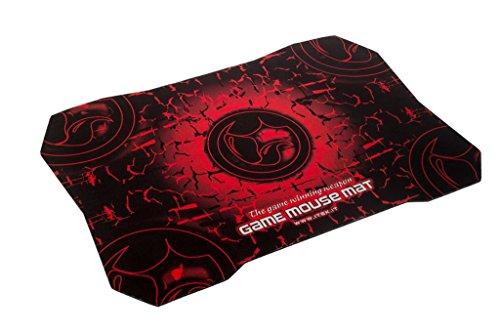 Itek ITMPG2 Scorpion Walker G2Gaming Mouse Pad, Materiale Antiscivolo, 520 x 350 x 3 mm, Nero