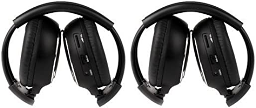 Best audiovox infrared headphones manual Reviews