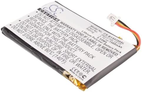 GAXI Battery Replacement for Store Bushnell SEAL limited product Bus with 368350 Compatible