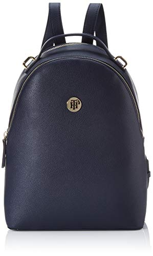 Tommy Hilfiger Charming Tommy Backpack, Zaino Donna, Blu (Sky Captain), 1x1x1 centimeters (W x H x L)