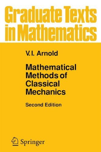 Mathematical Methods of Classical Mechanics (Graduate Texts in Mathematics Book 60) (English Edition)