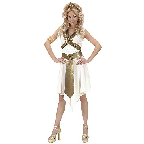 WIDMANN Disfraz de túnica romana para mujer