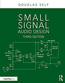 Small Signal Audio Design, 3rd Edition from Focal Press and Routledge