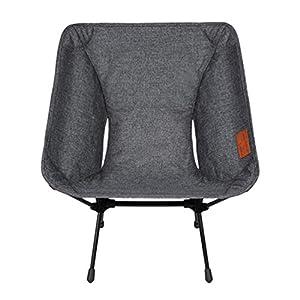 ヘリノックス コンフォートチェア スチールグレー Heinox Comfort Chair