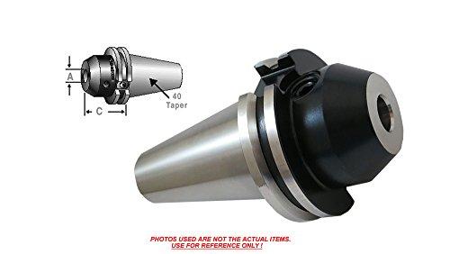 CAT-40 5//16 ENDMILL Holder 2.50 PROJ C40-31EM250-K Balanced at 12000 RPM