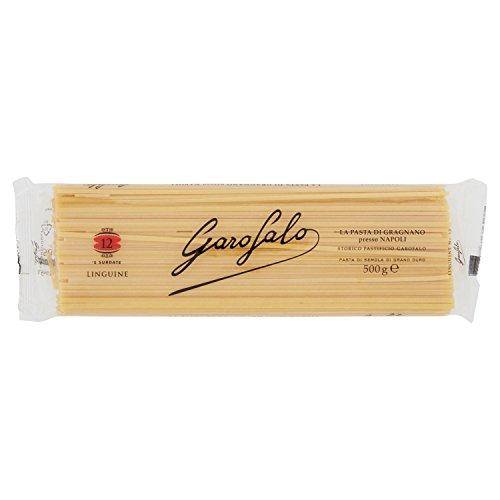 Garofalo - Linguine, Pasta di Semola di Grano Duro - 4 confezioni da 500 g [2 kg]
