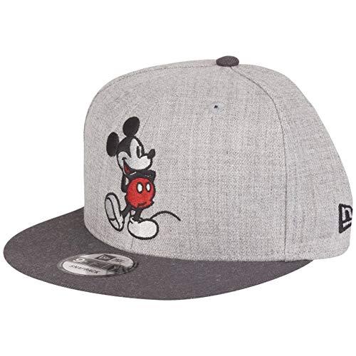 New Era 9Fifty Snapback Disney Cap - Heather Mickey Mouse