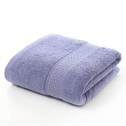 ZHUSHI-MJ 70 * 140 cm Toalla de baño 100% Algodón 350g Toallas de Ducha Toallas faciales Servilleta de Calidad Gruesa para Adultos y niños (Color : E)