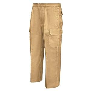 MISEMIYA Pantalón de Trabajo para Hombre