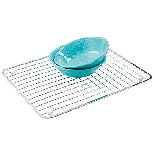 Price comparison product image iDesign Large Gia Sink Grid,  Silver