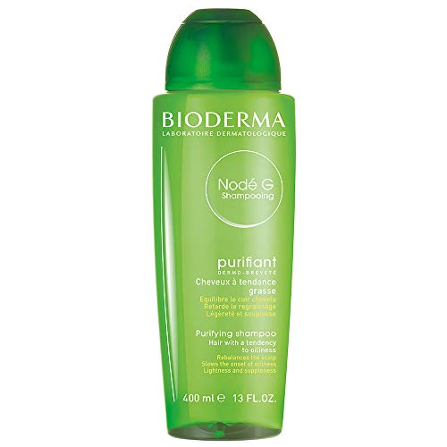 Bioderma Node G. Flüssiges Shampoo, 400 ml