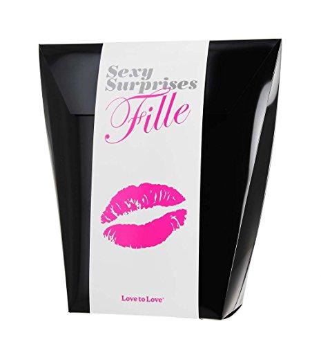 LOVE TO LOVE Sexy Surprises Girls V2, Überraschungsbox, Freche und Lustige Produkte, Neue Auflage