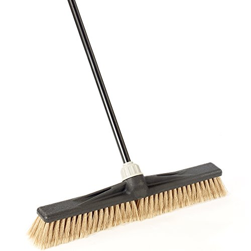 "O-Cedar Professional 24"" Smooth Surface Push Broom"