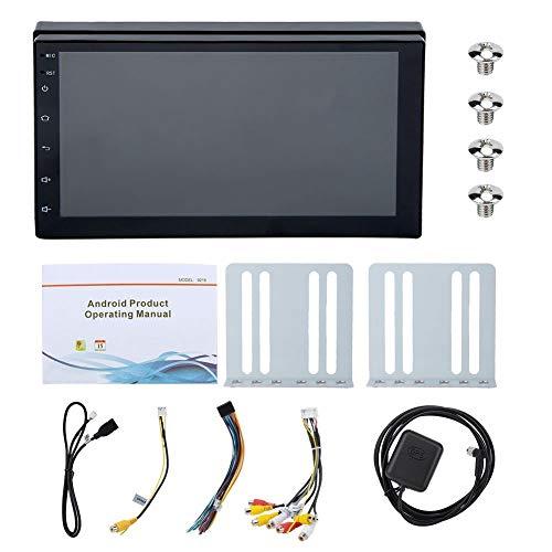 Conkergo Auto da 7 Pollici 2Din MP5-9218 Universal GPS Navigation Multimedia Player per Android 8.1